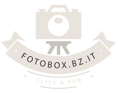 Die Fotobox in Südtirol - Photo Booth