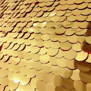 Gold Schuppen